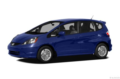 Kelley Blue Book ® - 2009 Honda Fit Overview