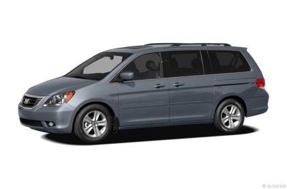 KBB.com 2009 Honda Odyssey Overview