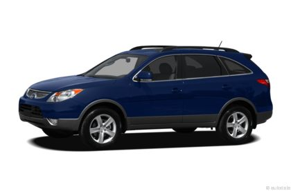 Kelley Blue Book ® - 2009 Hyundai Veracruz Overview