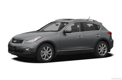 Kelley Blue Book &reg; - 2009 Infiniti EX35 Overview