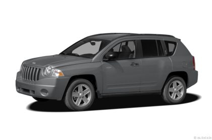Edmunds.com 2009 Jeep Compass Overview