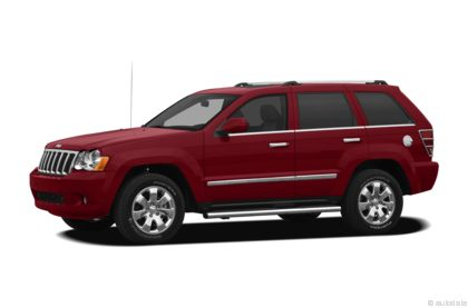 Edmunds.com 2009 Jeep Grand Cherokee Overview