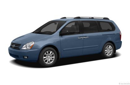Kelley Blue Book &reg; - 2009 Kia Sedona Overview