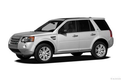 Kelley Blue Book ® - 2009 Land Rover LR2 Overview