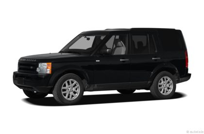 Edmunds.com 2009 Land Rover LR3 Overview