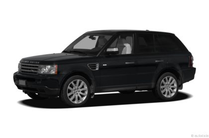 Kelley Blue Book ® - 2009 Land Rover Range Rover Sport Overview