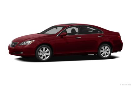 Edmunds.com 2009 Lexus ES 350 Overview