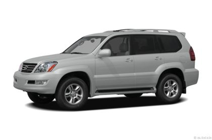 Kelley Blue Book ® - 2009 Lexus GX 470 Overview