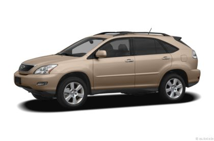 Kelley Blue Book ® - 2009 Lexus RX 350 Overview