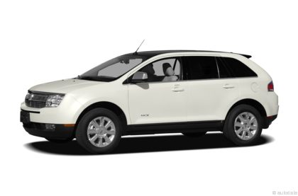 Edmunds.com 2009 Lincoln MKX Overview