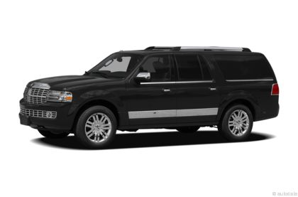 Edmunds.com 2009 Lincoln Navigator L Overview