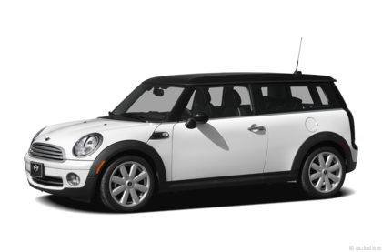 Edmunds.com 2009 MINI Cooper Clubman Overview