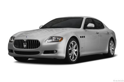 Edmunds.com 2009 Maserati Quattroporte Overview