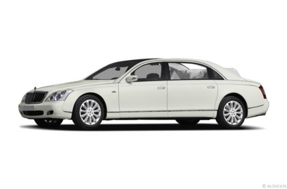 Edmunds.com 2009 Maybach Landaulet Overview