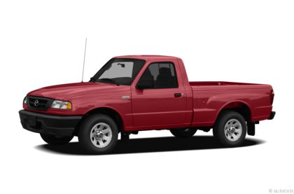 Edmunds.com 2009 Mazda B-Series Truck Overview