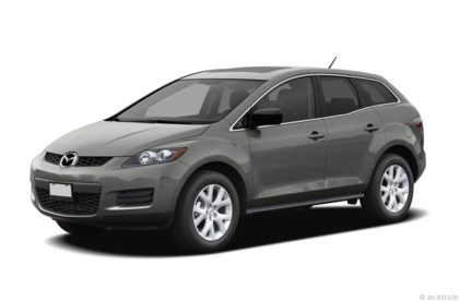 Edmunds.com 2009 Mazda CX-7 Overview