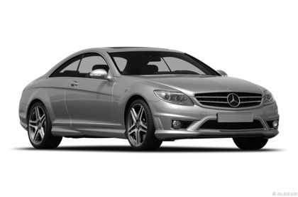 Edmunds.com 2009 Mercedes-Benz CL-Class Overview