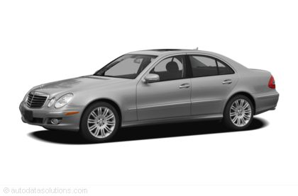 Kelley Blue Book &reg; - 2009 Mercedes-Benz E-Class Overview