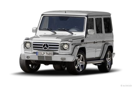 Kelley Blue Book ® - 2009 Mercedes-Benz G-Class Overview