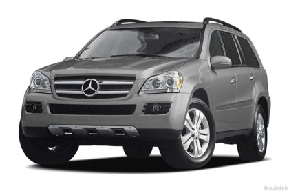 Kelley Blue Book ® - 2009 Mercedes-Benz GL-Class Overview