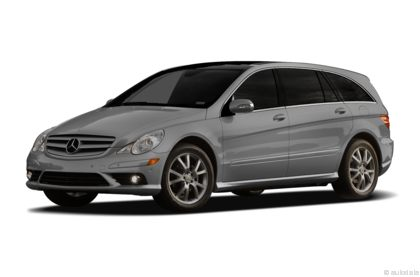 Kelley Blue Book ® - 2009 Mercedes-Benz R-Class Overview