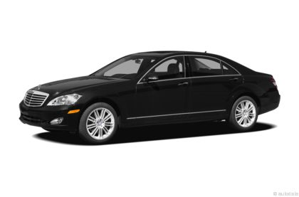 Edmunds.com 2009 Mercedes-Benz S-Class Overview