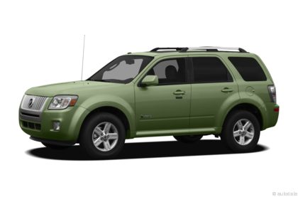Edmunds.com 2009 Mercury Mariner Hybrid Overview