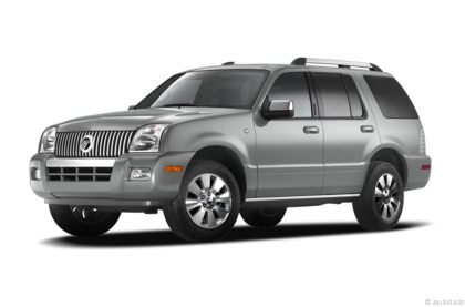 Edmunds.com 2009 Mercury Mountaineer Overview