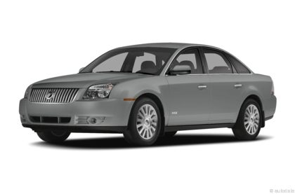 Edmunds.com 2009 Mercury Sable Overview