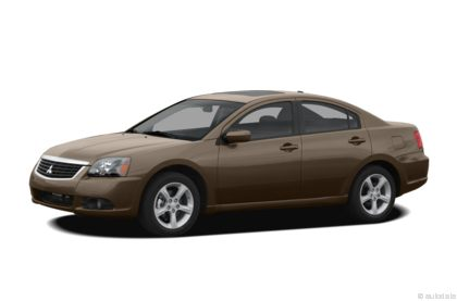 Kelley Blue Book ® - 2009 Mitsubishi Galant Overview