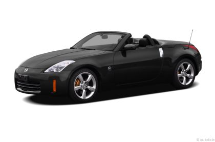 Edmunds.com 2009 Nissan 350Z Overview