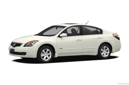 Edmunds.com 2009 Nissan Altima Hybrid Overview