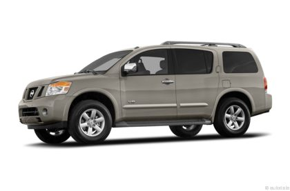 Kelley Blue Book ® - 2009 Nissan Armada Overview