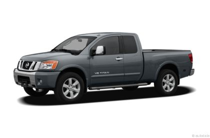 Edmunds.com 2009 Nissan Titan Overview