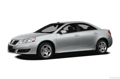 Kelley Blue Book &reg; - 2009 Pontiac G6 Overview