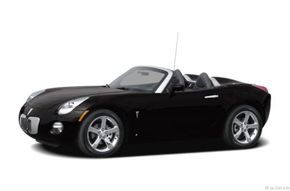 Kelley Blue Book &reg; - 2009 Pontiac Solstice Overview