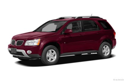Kelley Blue Book ® - 2009 Pontiac Torrent Overview