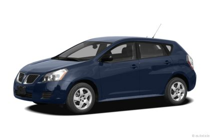 Kelley Blue Book &reg; - 2009 Pontiac Vibe Overview