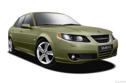 Edmunds.com 2009 Saab 9-5 Overview