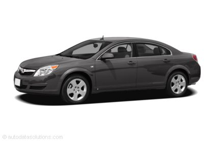 Kelley Blue Book ® - 2009 Saturn Aura Overview