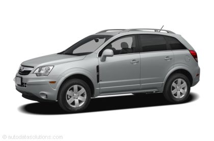 Edmunds.com 2009 Saturn VUE Overview