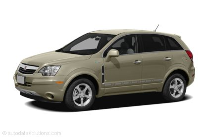 Edmunds.com 2009 Saturn VUE Hybrid Overview