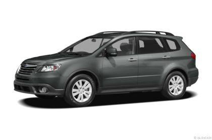Kelley Blue Book ® - 2009 Subaru Tribeca Overview