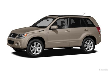 Edmunds.com 2009 Suzuki Grand Vitara Overview