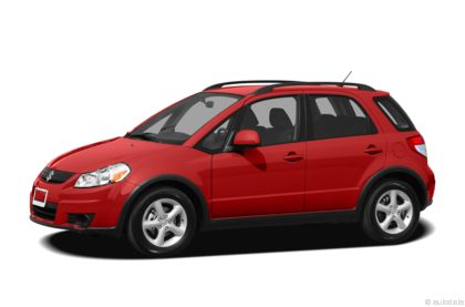 Kelley Blue Book ® - 2009 Suzuki SX4 Overview