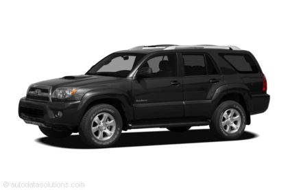 Kelley Blue Book ® - 2009 Toyota 4Runner Overview