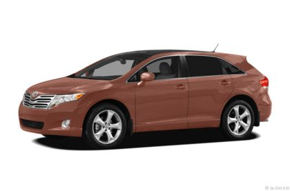 KBB.com 2009 Toyota Venza Overview