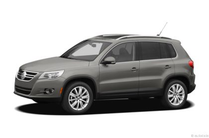 Kelley Blue Book ® - 2009 Volkswagen Tiguan Overview