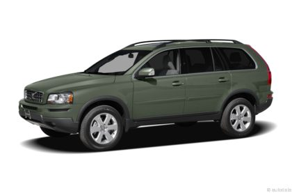 Kelley Blue Book ® - 2009 Volvo XC90 Overview