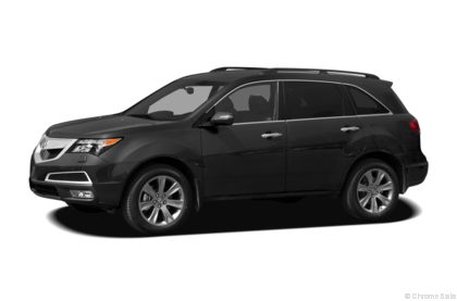 Edmunds.com 2010 Acura MDX Overview